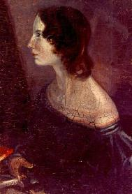 Emily Bront� painted by her brother Branwell