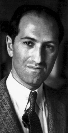Gershwin self-portrait photograph, taken around the time of Porgy and Bess (picture courtesy Edward Jablonski)